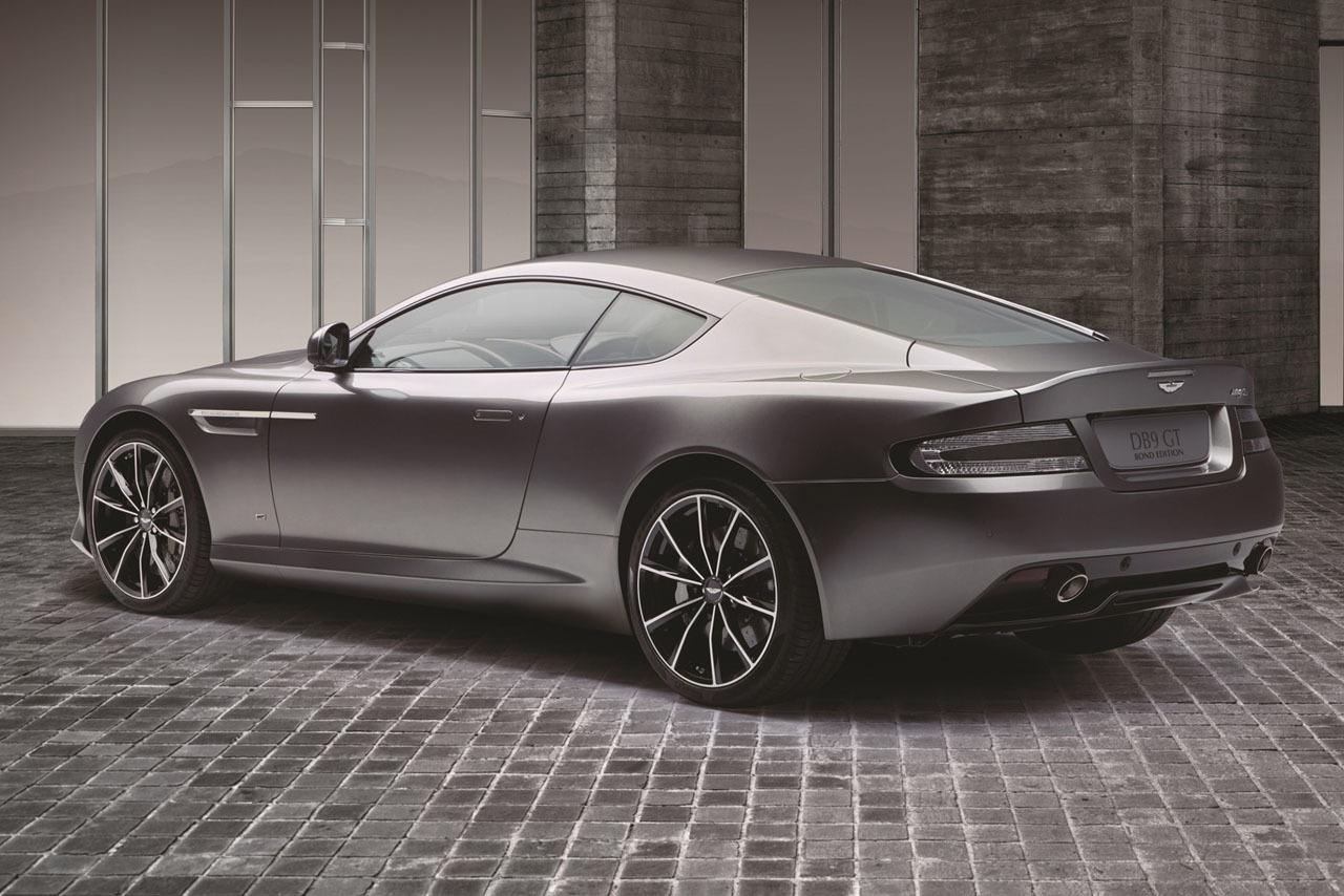 Foto de Aston Martin DB9 GT Bond Edition (4/10)