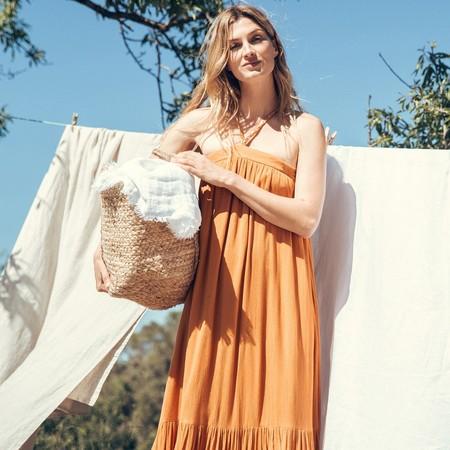 Estos 7 vestidos son puro verano y además están al 50% en La Redoute