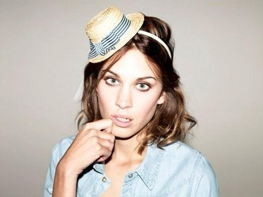 Las it girls del momento: Alexa Chung