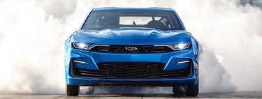 Video, así de brutal es la aceleración del Chevrolet Camaro eCopo