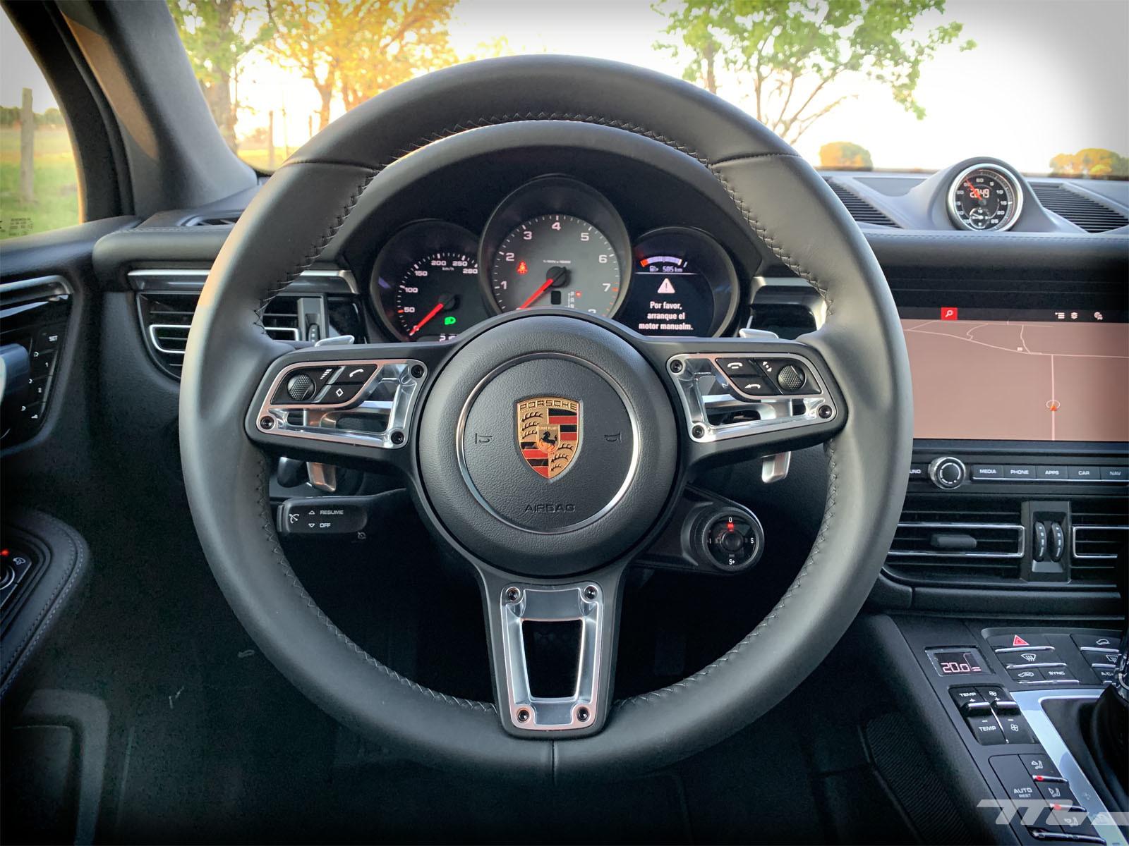 Foto de Porsche Macan S (prueba) (10/28)