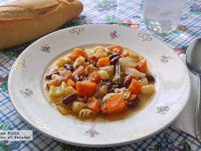Tu dieta semanal con Vitónica (CLXIX): con recetas mediterráneas incluidas