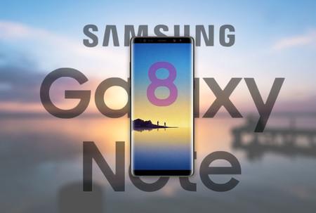 Samsung Galaxy Note 8, todo lo que sabemos (o creemos saber) hasta el momento