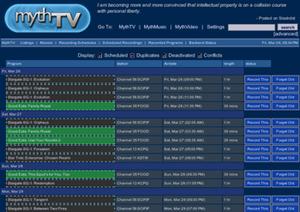 TVInfo: programación TV para tu ordenador