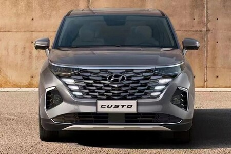 Hyundai Custo  2