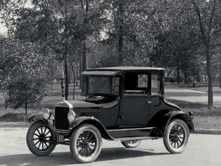 ford T Coupe