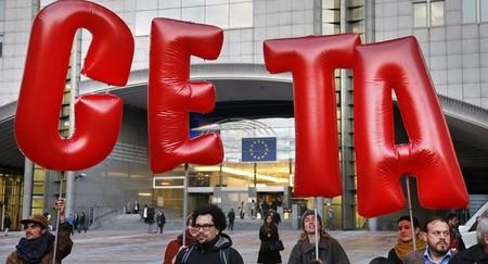 El PSOE dice no a la CETA, un gran error