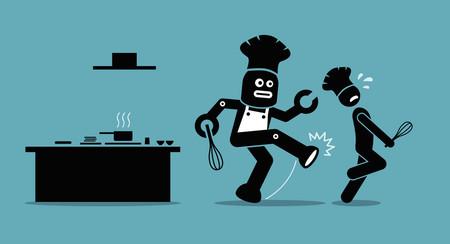 ¿Cuándo sustituirá la tecnología al cocinero?
