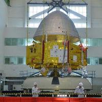 China buscará vida en Marte en 2021 y esta es la primera imagen del explorador que usará para hacerlo