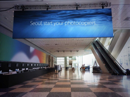 ios 8 fake seoul cartel apple wwdc moscone center