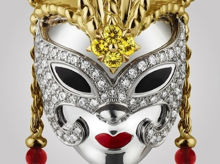¿Un souvenir para traer de Venecia? La máscara de Louis Vuitton