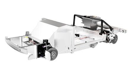 PACES, plataforma modular para coches eléctricos de baja producción