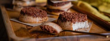 Mini pasteles de queso y Baileys, el postre de bocdo más fácil y rápido (con vídeo receta incluida)