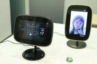 Sanyo ALBO, marco digital con Wi-Fi
