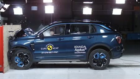 Dos coches chinos brillan en Euro NCAP y se ponen a la altura del Audi Q4 e-tron y el Toyota Mirai