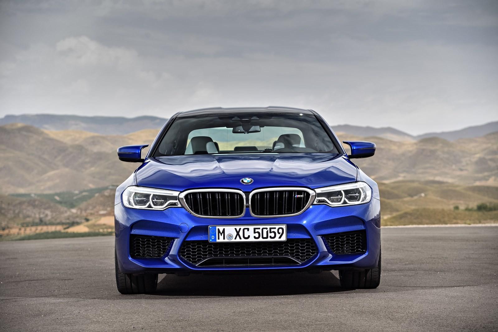 Foto de BMW M5 2018 (16/57)