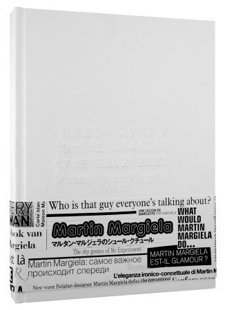 El libro de moda de la semana: Maison Martin Margiela