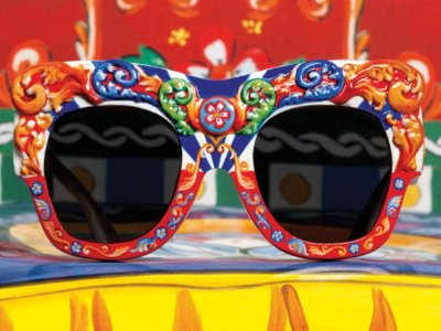 Dolce&Gabbana presenta 'Sicilian Carretto', sus gafas de sol más fashion