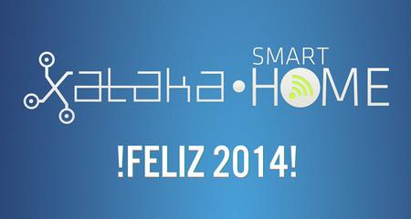Lo mejor de 2013 en Xataka Smart Home y ¡Feliz año nuevo!
