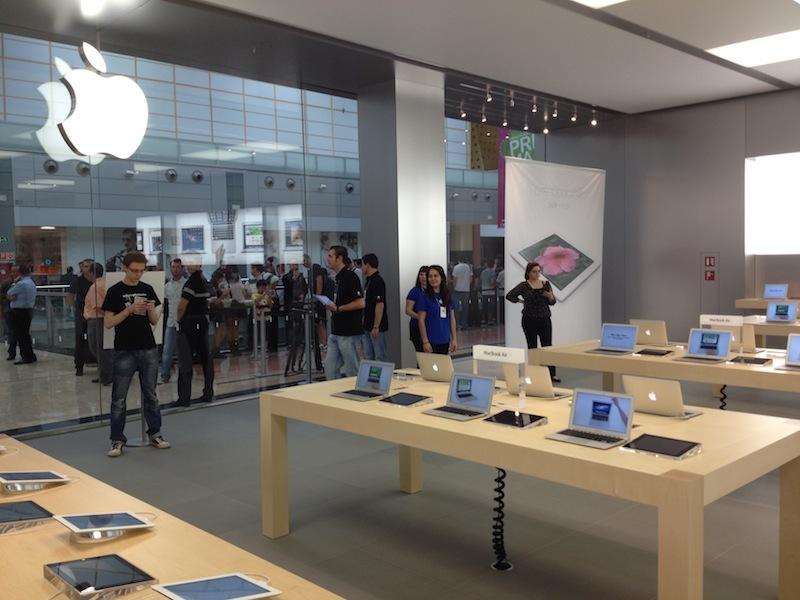 Foto de Apple Store Nueva Condomina (28/100)