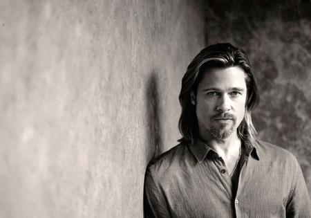 Brad Pitt suelta la pasta que da gusto, y todo por una buena causa