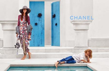 Chanel Cruise 2014 15 Ad Campaign 04