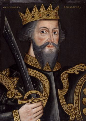 William The Conqueror By An Unknown Artist Circa 1620