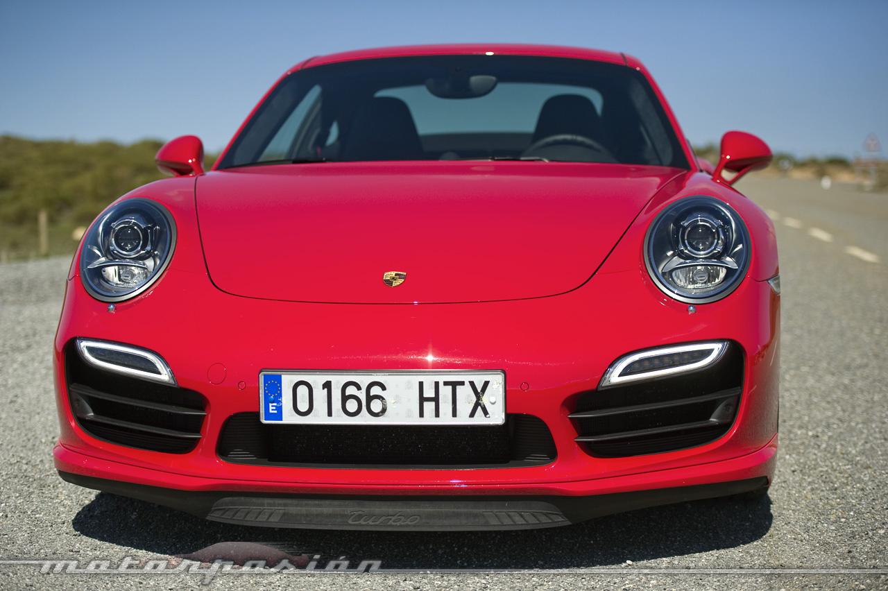 Foto de Porsche 911 Turbo (prueba) (6/33)