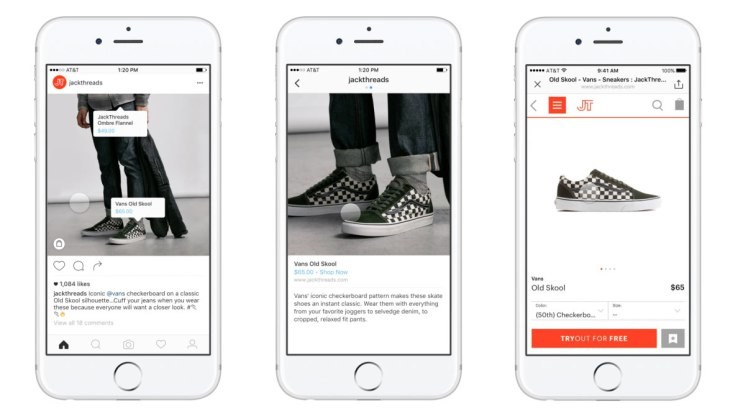 Instagram Shoppable1