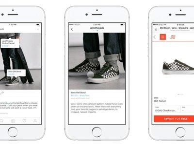Sobre lo que la nueva función de compras de Instagram significa
