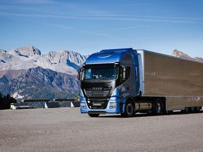 Según Iveco, los camiones alimentados por gas acabaran con el diésel