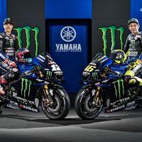Rossi y Viñales ya han presentado las Yamaha YZR-M1 de MotoGP, y a su jefe técnico para encarrilar 2019
