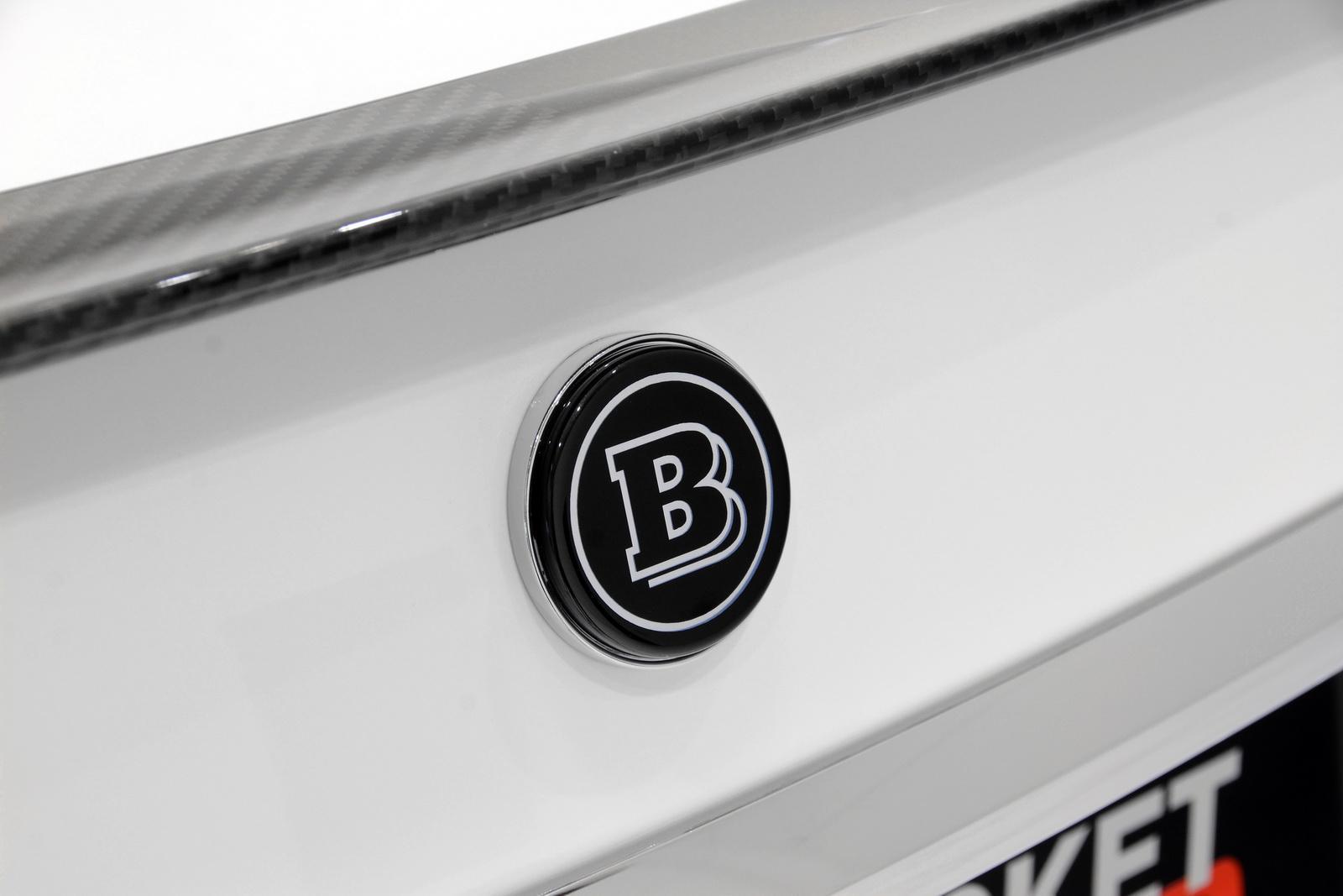 Foto de Brabus Rocket 900 (9/28)