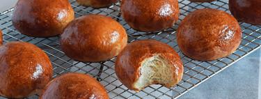 Bollitos de naranja y lima con tang zhong: receta fácil para unos panecillos tiernos y esponjosos
