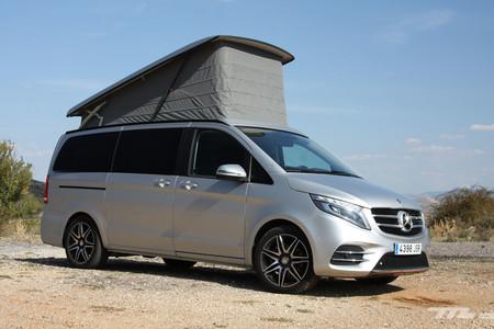 Mercedes Marco Polo Westfalia abierto