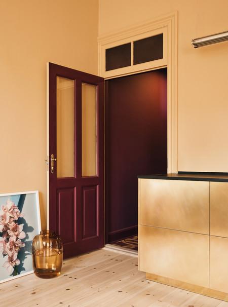 Stine Goya Reform Interiors Offices Kitchens Gold Denmark Copenhagen Dezeen 2364 Col 8 1