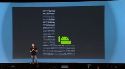 Código fuente de Android L parcialmente liberado, se incluyen Nexus 4, Nexus 7 (2012) y Nexus 10