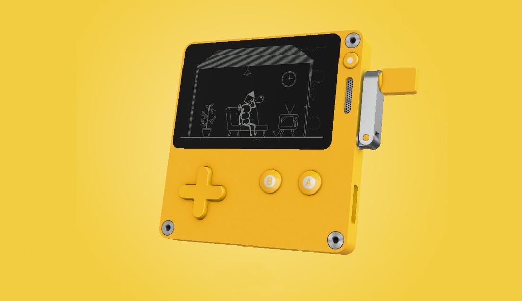 Esto es todo lo que sabemos de Playdate, la curiosa nueva consola portátil de Panic