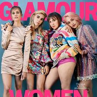 Glamour USA: The Cast of Girls