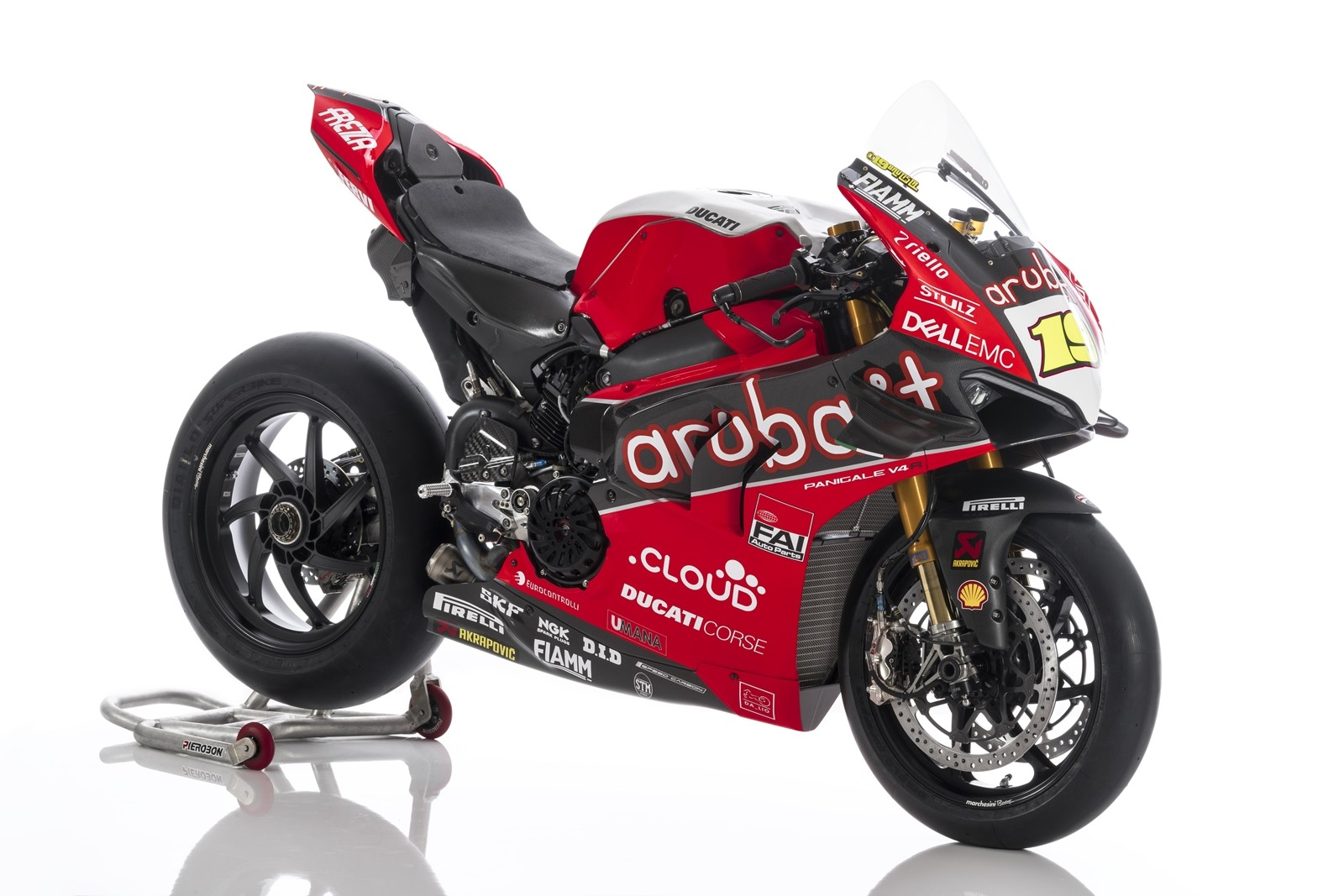Aruba.it Ducati WSBK 2019
