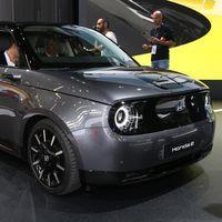 Honda quiere que a finales de 2022 sus principales modelos estén electrificados: tres años antes de lo previsto