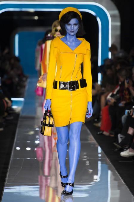 Moschino nos presenta su colección más pop para el otoño-invierno 2018/2019