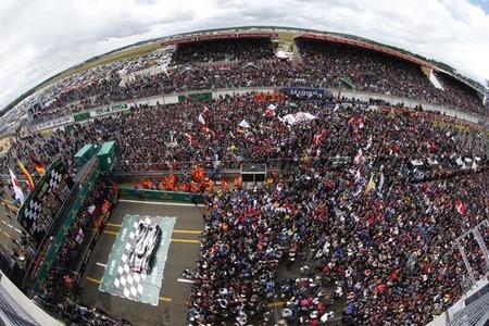 Las mejores imágenes de las 24 Horas de Le Mans en vídeo