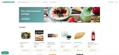 Mercadona Nueva Web