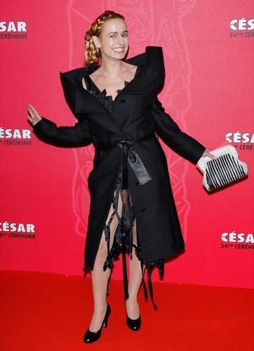 Sandrine Bonnaire en los César