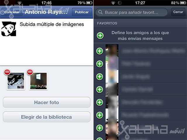 facebook 5.1 ios filtros