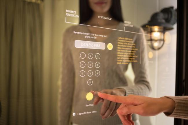Interactive Mirror 5 0