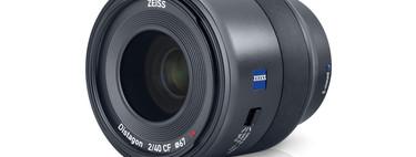 Zeiss Batis 2/40 CF: el puente que hacía falta en la familia de objetivos premium para monturas E de Sony
