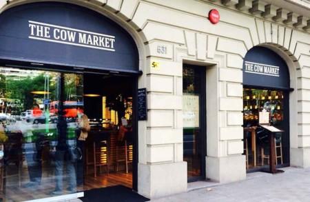 Carnívoros sin remedio, en Barcelona existe un paraíso culinario para vosotros: The Cow Market
