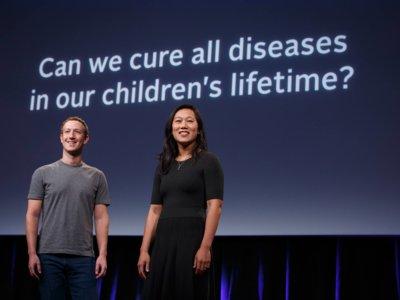 """Zuckerberg invertirá 3.000 millones de dólares para tratar de """"curar todas las enfermedades"""""""